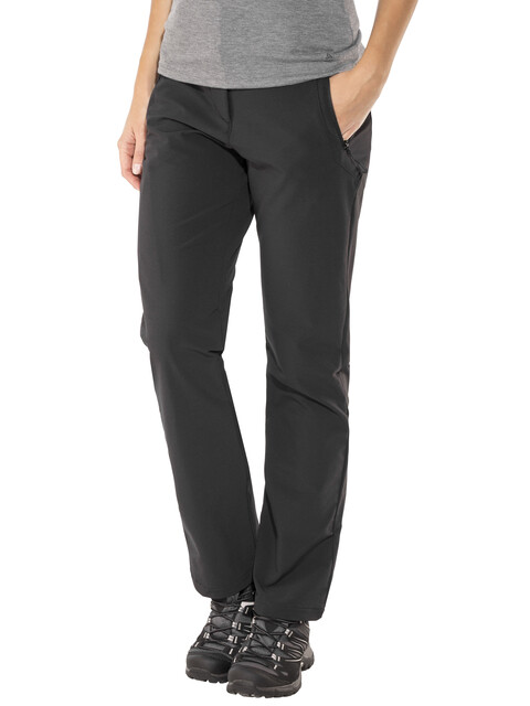Jack Wolfskin Activate Thermic lange broek Dames Regular zwart